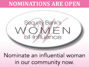Women of Influence Nomination Form