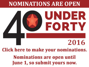40 Under 40 Nomination Form