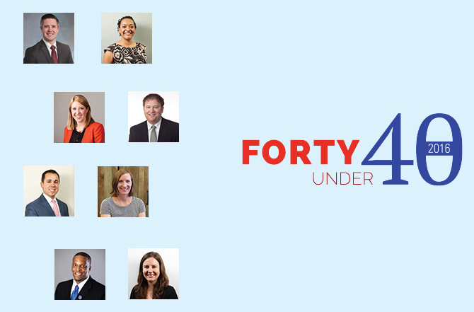 Forty Under 40 – 2016