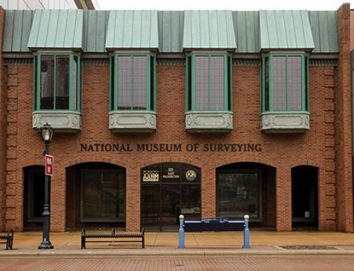 Developer seeks TIF approval to buy former surveying museum downtown