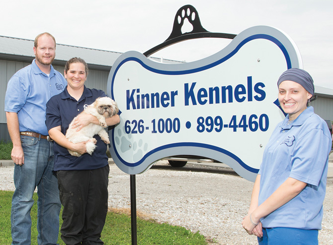 Kinner Kennels - PHOTO BY TERRY FARMER • www.terryfarmer.com