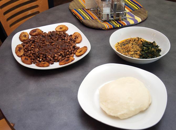 Kingsway african caribbean cuisine springfield for Afro caribbean cuisine