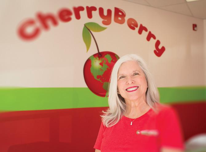 CherryBerry Springfield