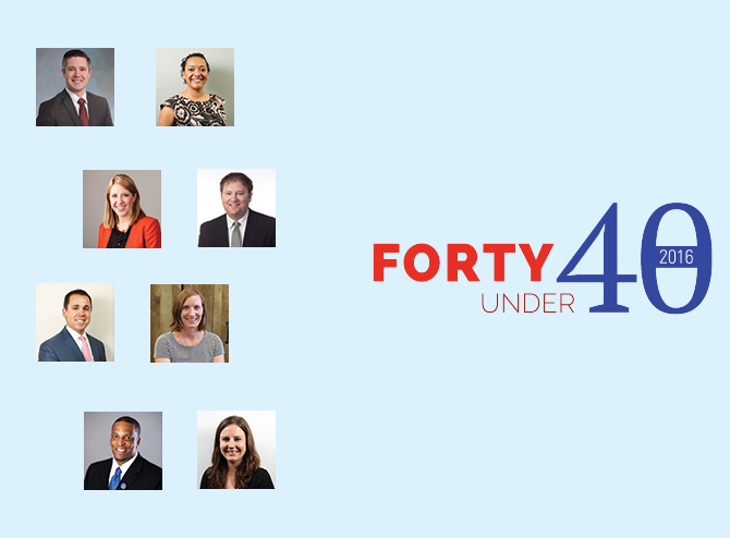 Forty Under 40 2016