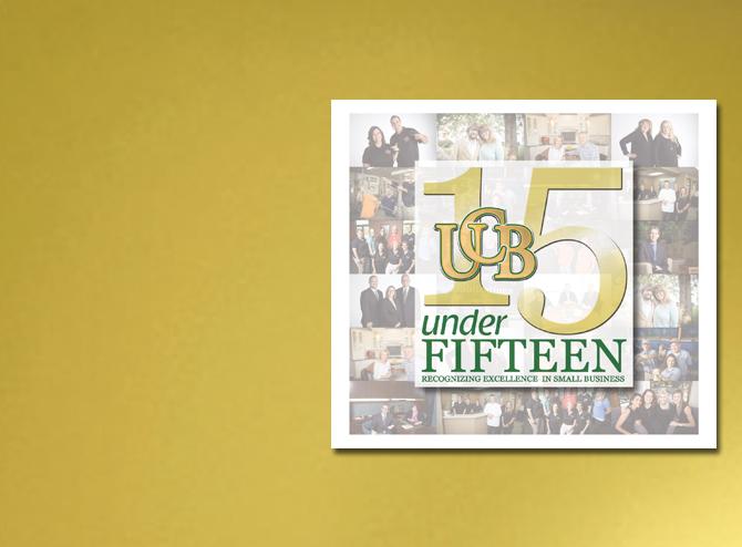 15 Under Fifteen 2016