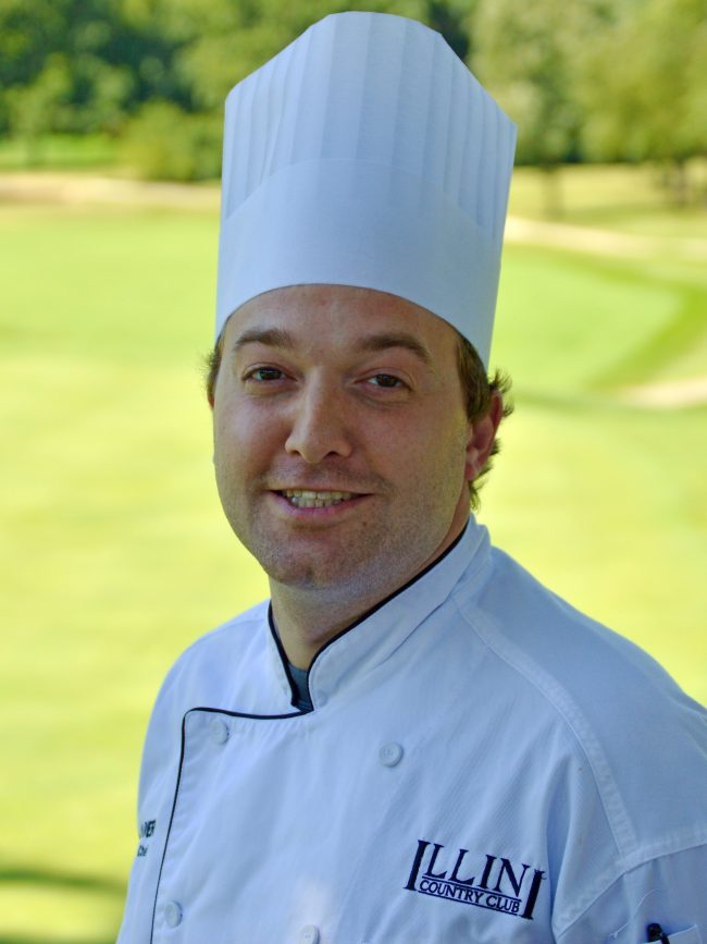 Island Bay Yacht Club hires Bo Oliver as executive chef