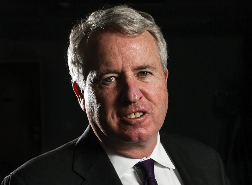Kennedy to challenge Rauner in 2018