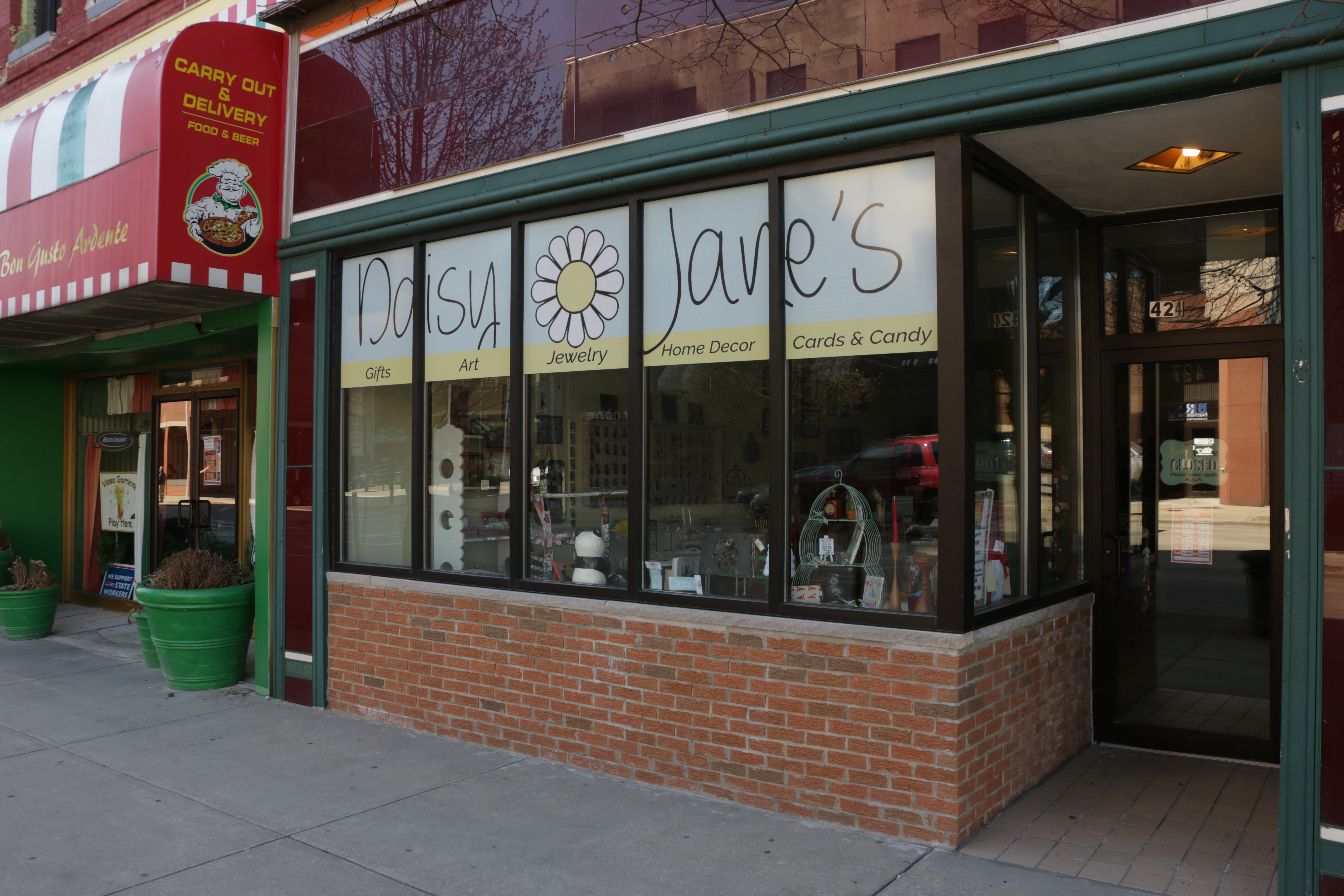 Daisy Jane's to hold grand opening downtown
