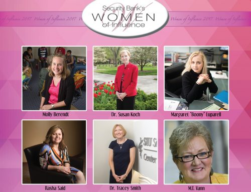 2017 Women of Influence
