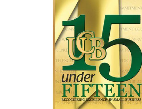 2017 – 15 Under Fifteen