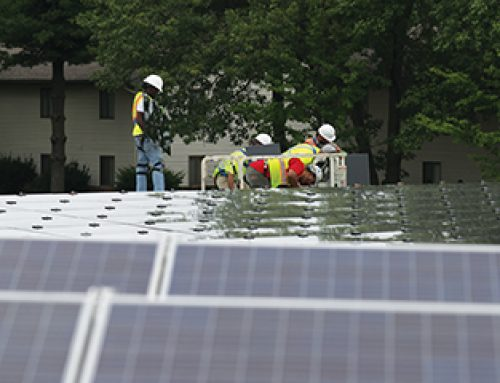 CMT goes solar – Project is largest of its kind in Illinois
