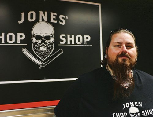 Master barber and owner of Jones Chop Shop passes away