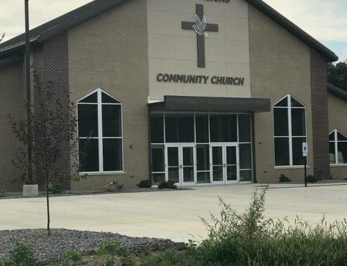 New location for Fresh Visions Community Church