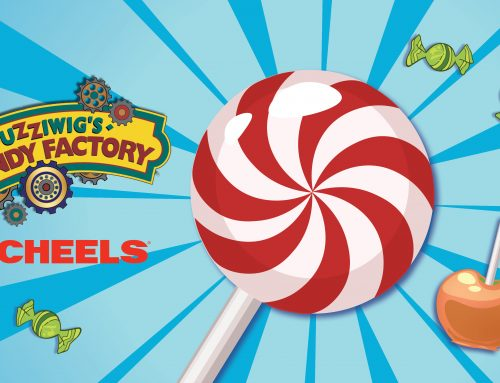 Fuzziwig's Candy Factory coming to Scheels