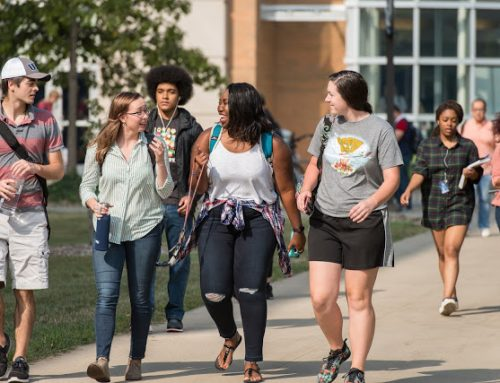 Steady undergraduate enrollment at UIS while online majors grow