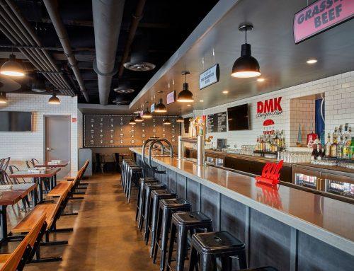 Chicago's DMK Burger Bar seeks Illinois franchisees