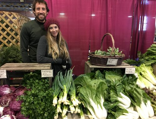ISA to host 11th annual Holiday Farmers Markets