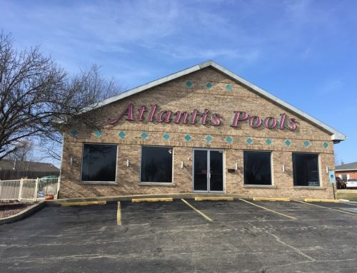Former Atlantis Pools building sold