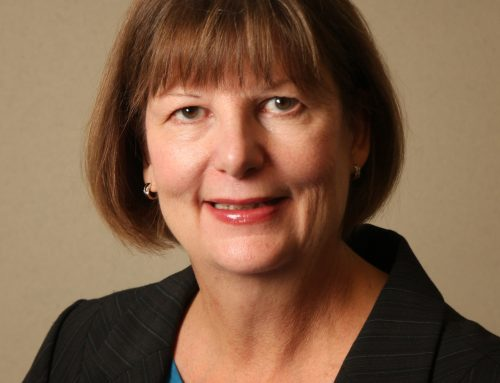 Mary Starmann-Harrison elected chair-elect of Illinois Health and Hospital Association Board