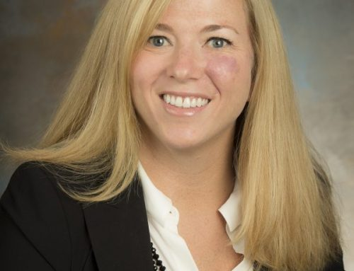 Sarah Graham takes new position at Illinois Bankers Association.