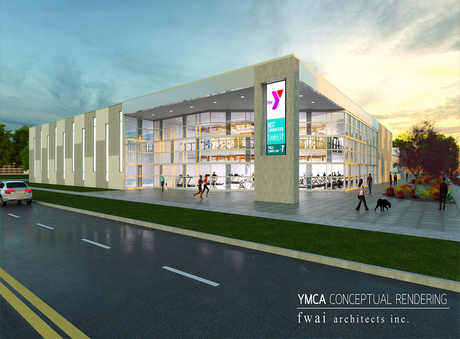 Enos Park prepares to welcome new YMCA facility