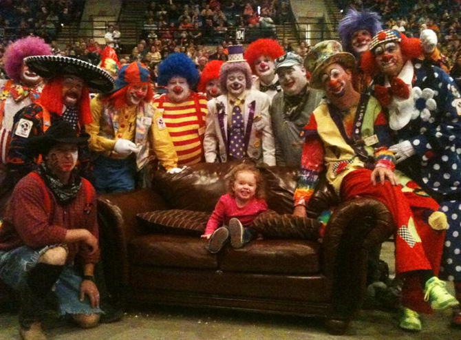 Ansar Shrine Circus benefits local children
