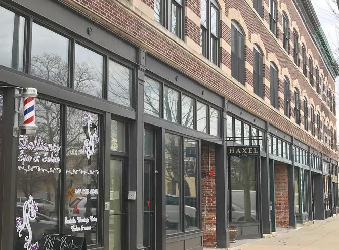 Heritage Foundation announces winning bid for 312 E. Adams