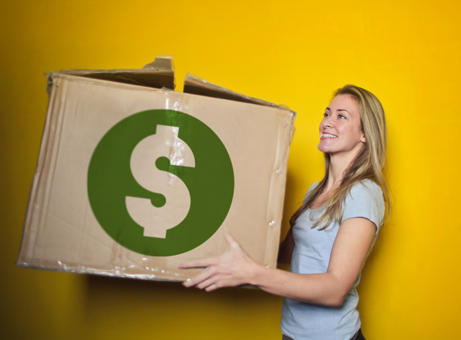 Does incentivized relocation pay dividends?