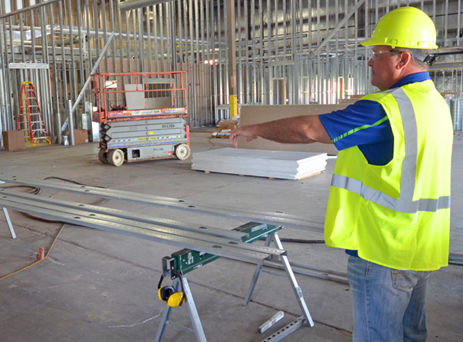 LS Building Products prepares to open Springfield location