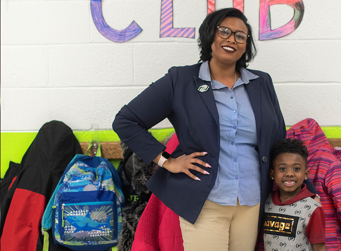 From AmeriCorps intern to CEO