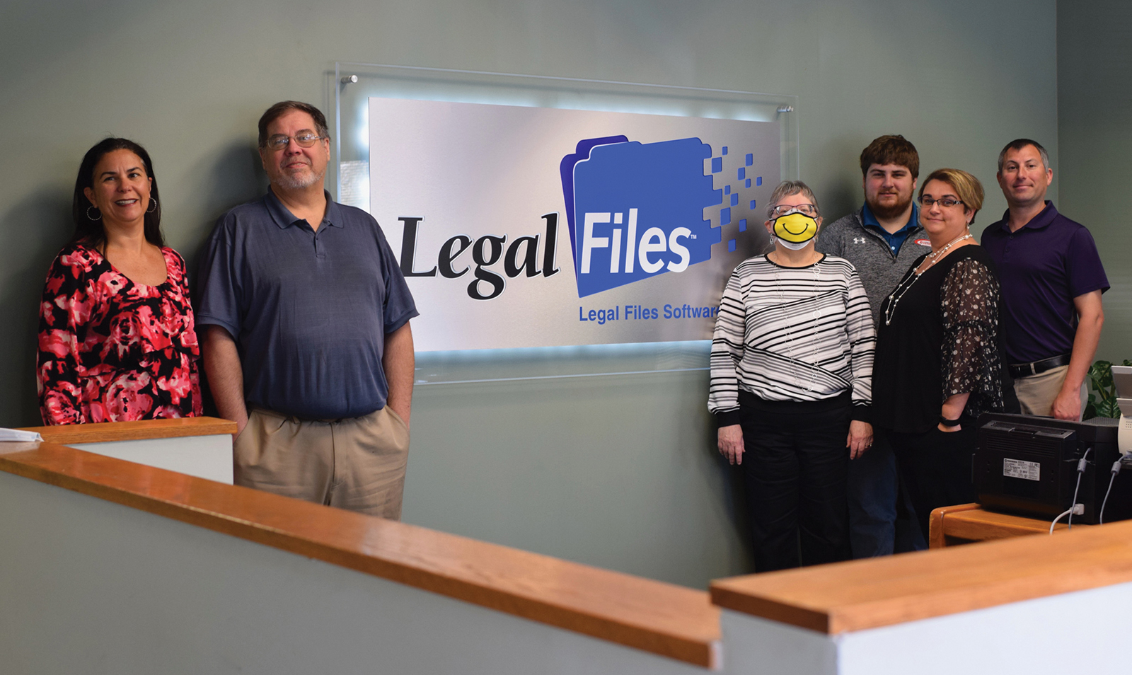 Legal Files helps companies stay organized