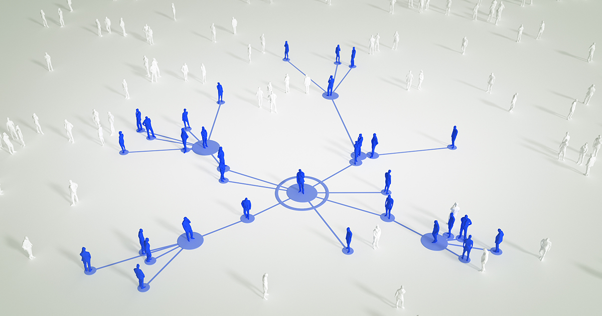 Are you networking or not working?