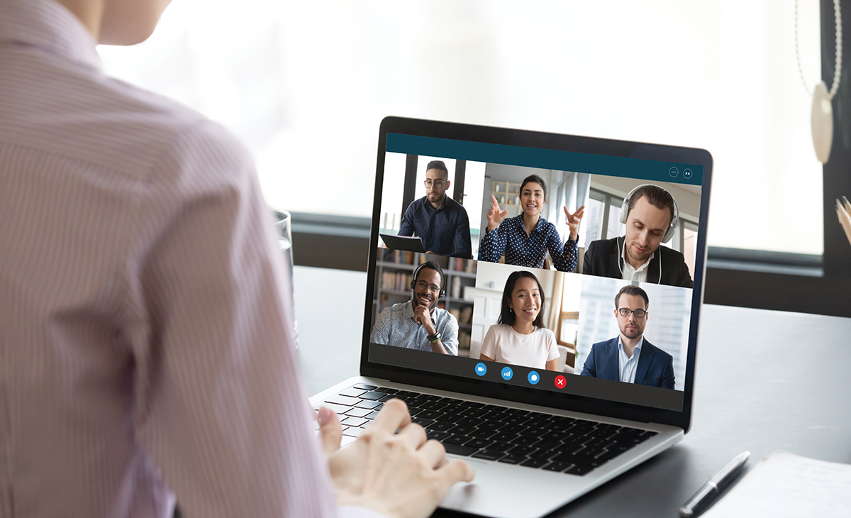 Companies adapt to a remote workforce